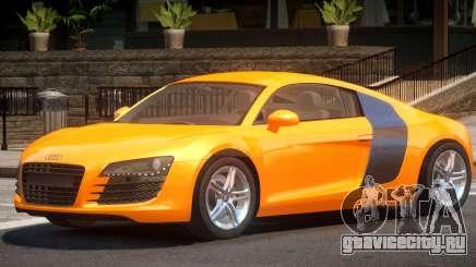 Audi R8 Y11 для GTA 4