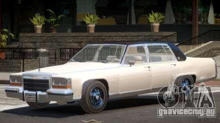 1985 Cadillac Fleetwood для GTA 4