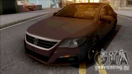 Volkswagen Passat CC Brown для GTA San Andreas