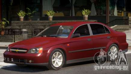 Chevrolet Evanda V1 для GTA 4