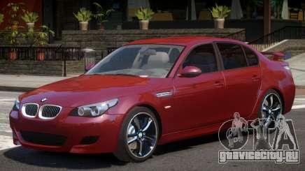 BMW M5 E60 V1.0 для GTA 4
