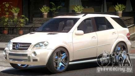 Mercedes ML63 AMG для GTA 4