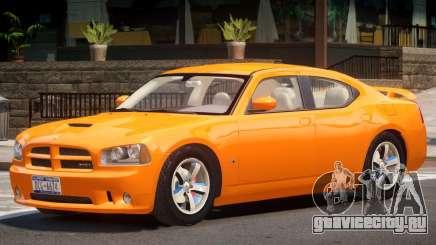 Dodge Charger RS для GTA 4