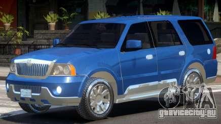 Lincoln Navigator Y4 для GTA 4