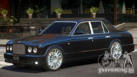 Bentley Arnage V1.2 для GTA 4