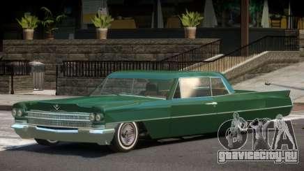 Cadillac De Ville V1.0 для GTA 4