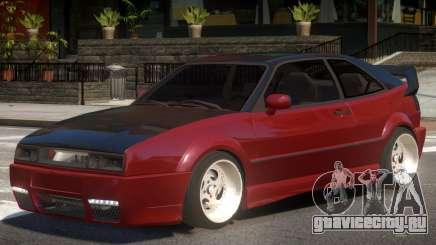 Volkswagen Corrado Tuned для GTA 4