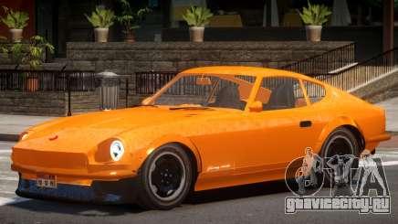 Nissan 260ZX V1 для GTA 4