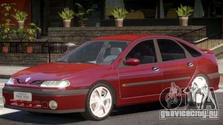 Renault Laguna V1.0 для GTA 4