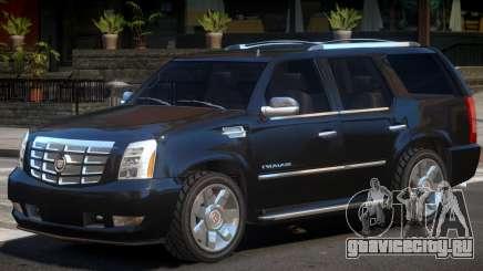 Cadillac Escalade Y7 для GTA 4