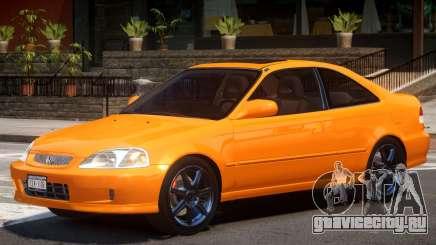 1998 Honda Civic V1.2 для GTA 4