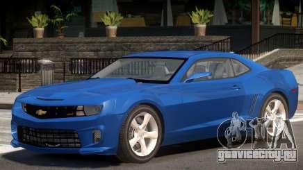Chevrolet Camaro Y9 V1.1 для GTA 4