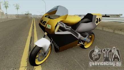NRG-500 (Project Bikes) для GTA San Andreas