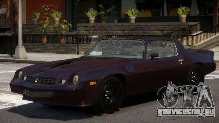 1979 Chevrolet Camaro Z28 для GTA 4