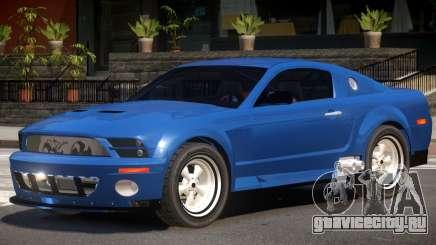 Ford Mustang GT-S V1 для GTA 4