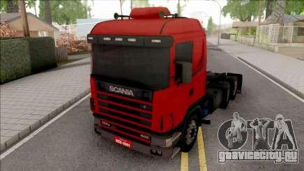 Scania 124G R400 Serie Horizontes для GTA San Andreas