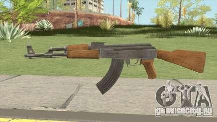 Shrewsbury Assault Rifle GTA IV для GTA San Andreas