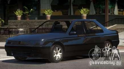 Peugeot 605 Stock для GTA 4