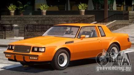 Buick Regal для GTA 4