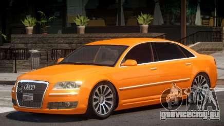 Audi A8 Tuned для GTA 4