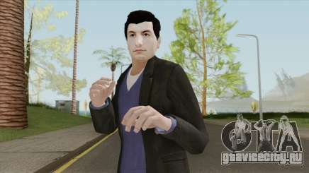 Tobey Maguire (Spider-Man 2) для GTA San Andreas