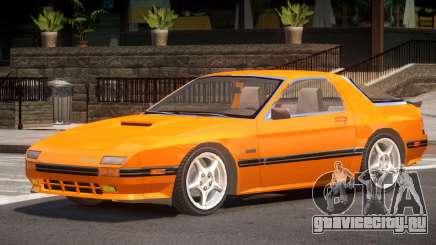 Mazda RX7 Old для GTA 4