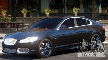 Jaguar XFR V1.3 для GTA 4