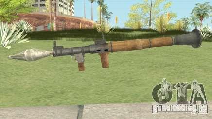 Rocket Launcher GTA IV для GTA San Andreas