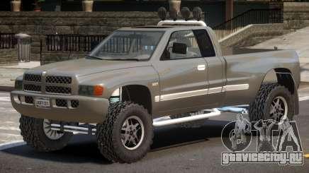 1994 Dodge Ram 2500 для GTA 4