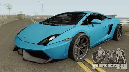 Lamborghini Gallardo LP570-4 Superleggera (MQ) для GTA San Andreas