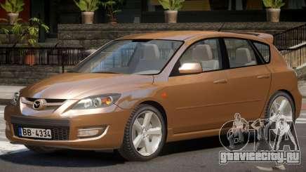 Mazda 3 ST для GTA 4