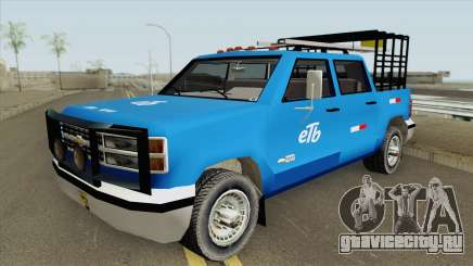 Chevrolet Silverado (SA Style) для GTA San Andreas