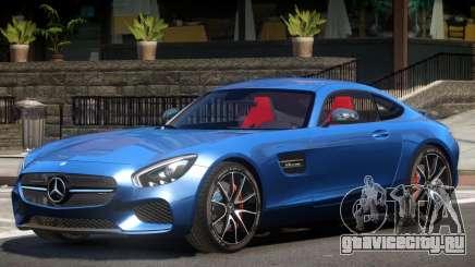 Mercedes SLS AMG Tuned для GTA 4