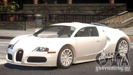 Bugatti Veyron 16.4 V1.0 для GTA 4