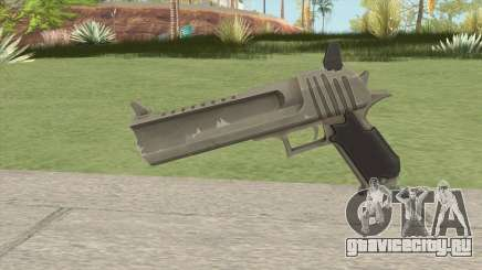 Desert Eagle (Fortnite) HQ для GTA San Andreas