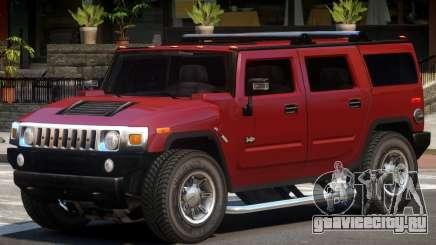 Hummer H2 V1.1 для GTA 4
