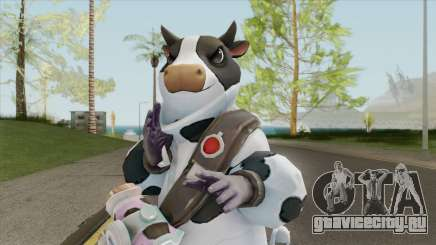 Milky Cow (Creative Destruction S9) V1 для GTA San Andreas
