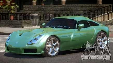TVR Sagaris V1.0 для GTA 4