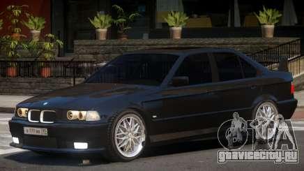 BMW 320i V1.1 для GTA 4