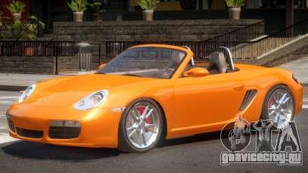 Porsche Boxster S7 для GTA 4