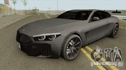 BMW M850i 2019 (Low Poly) для GTA San Andreas
