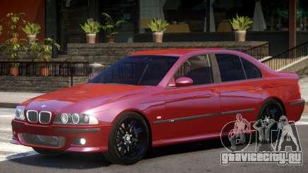 BMW M5 E39 V1.0 для GTA 4