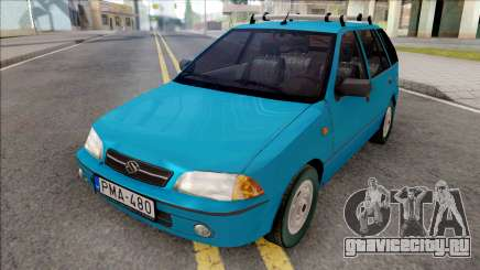 Suzuki Swift GLX 1999 для GTA San Andreas