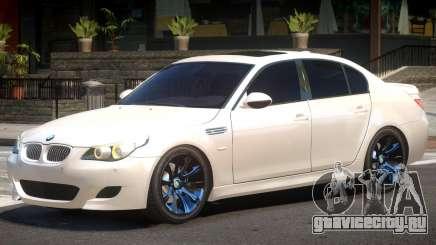 BMW E60 R3 для GTA 4