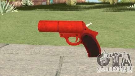 Flare Gun GTA V для GTA San Andreas