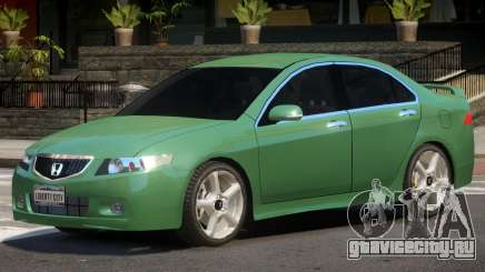 Honda Accord Type-S V1.0 для GTA 4
