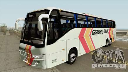 Volvo 9700 (Select De Cristobal Colon) для GTA San Andreas