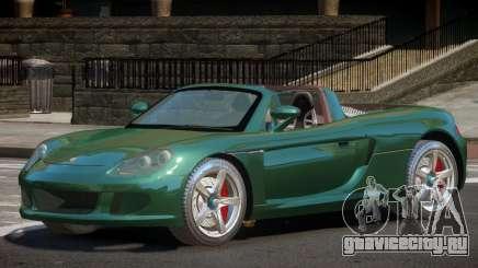 Porsche Carrera V1.1 для GTA 4