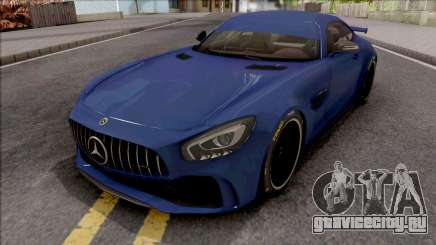 Mercedes-AMG GT R для GTA San Andreas
