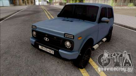 Lada Urban Aze N1 для GTA San Andreas
